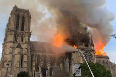 Kebakaran Notre Dame, Muncul Usulan Bangun Gereja Sementara dari Kayu
