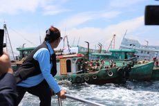KKP Hentikan Kapal Buronan Internasional di Pulau Weh Indonesia