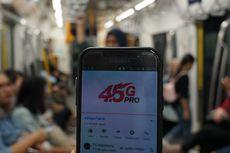 Sinyal 4G Tri Hadir di Sepanjang Jalur MRT Jakarta