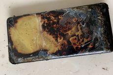 Ponsel Galaxy S10 Miliknya Terbakar Saat