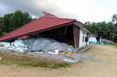 Dampak Gempa Maluku Utara Per Selasa: 971 Rumah, 6 Sekolah dan 3 Rumah Ibadah Rusak