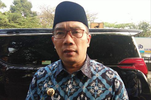 Soal Izin Kereta Cepat, Ridwan Kamil Dukung Aa Umbara Minta Jalan dan Stadion ke KCIC