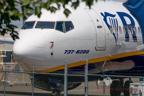 Boeing Ketahuan Ganti Nama 737 Max Pesanan Maskapai Eropa