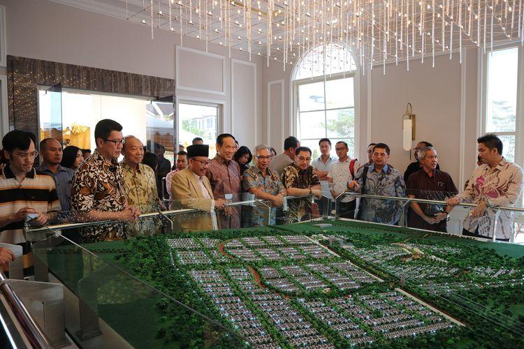 PT Ciputra Residence sebagai pengembang proyek CitraGarden City Malang membuka fasilitas baru yakni EcoClub House, Eco Park, dan New Marketing Office.