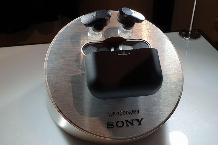 Earphone Sony WF-1000XM3