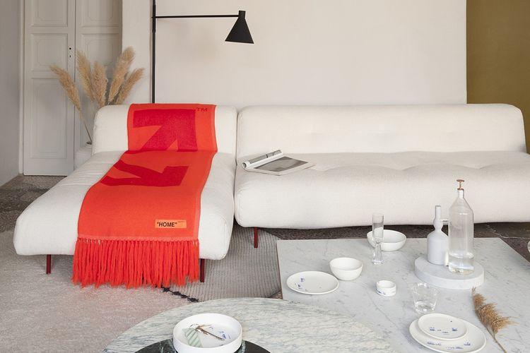 Koleksi baru Off-White untuk perlengkapan rumah