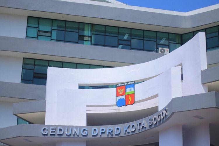 Gedung Dewan Perwakilan Rakyat Daerah (DPRD) Kota Bogor