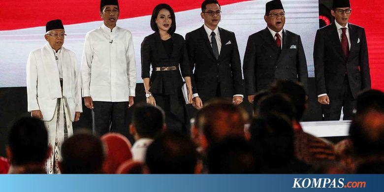 """""""Quick Count"""" Pilpres 2019 Indikator Politik Indonesia di Bali, NTB dan NTT"""