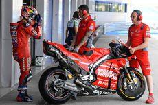 Dovi Sebut Ducati Melemah, Tak Bisa Kejar Marquez