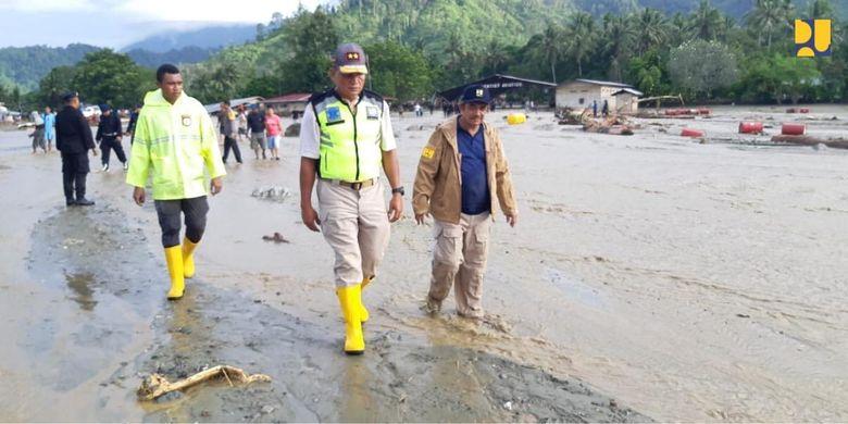 Kementerian PUPR melalui Ditjen Cipta Karya akan melakukan distribusi prasarana dan sarana air bersih dan sanitasi ke lokasi terdampak