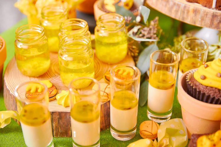 Dreaming of Honey Hunt Dessert Buffet