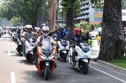 Komunitas Honda PCX Edukasi Soal Keselamatan