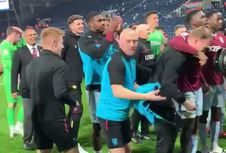 Hasil Liga Inggris, Aston Villa Selangkah Lagi Promosi ke Liga Premier
