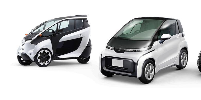 Toyota targetkan beberapa model kendaraan bertenaga baterai listrik (BEV) pada 2020 mendatang
