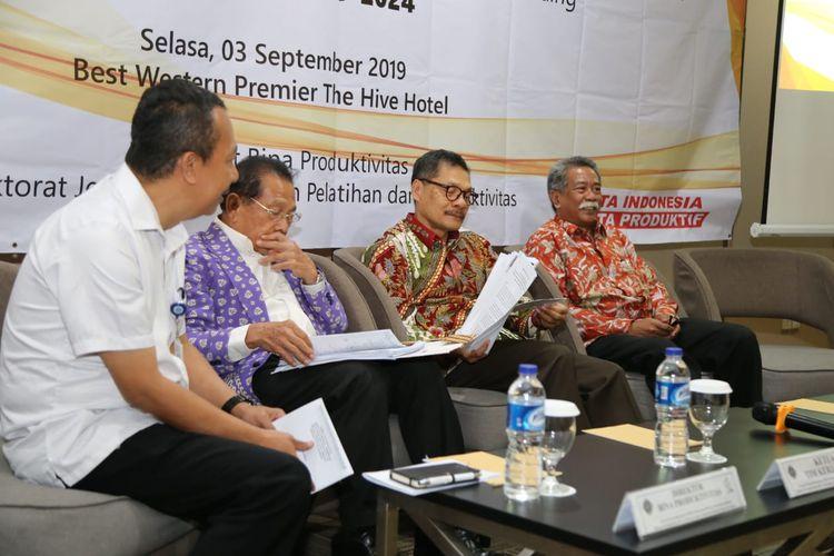 Mentalitas Budaya Produktif Harus Digalakkan untuk Indonesia Maju