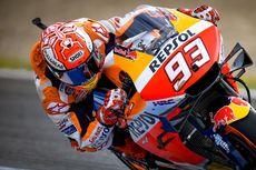 MotoGP Spanyol 2019, Marquez Sempat Tak Percaya Diri Jalani Balapan