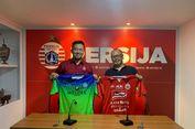 Persija Jalin Kerja Sama dengan Klub Liga Jepang
