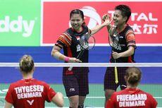 Hasil Piala Sudirman 2019, Indonesia dan Denmark Lolos, Inggris Kandas