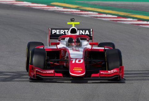 Kecepatan Jadi Bekal Sean Gelael Hadapi Formula 2 Seri Perancis