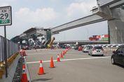 Lalin Masih Padat, 'Contra Flow' Diberlakukan di Tol Jakarta-Cikampek