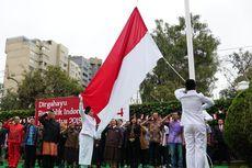 Dangdut dan Balap Karung Warnai Peringatan 17 Agustus di Peru