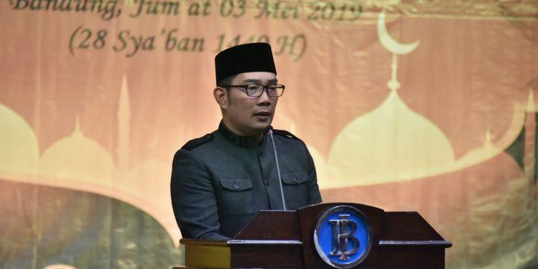 Hindari Kenaikan Inflasi, Emil Minta Masyarakat Tak Konsumtif Jelang Ramadhan