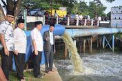 Antisipasi Banjir, Pemkot Palembang Tambah Pompanisasi di Kolam Retensi