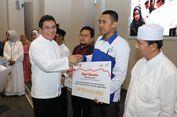 Telkom Berikan Santunan Anak Yatim Rp 560 Juta