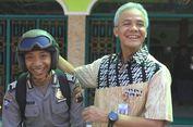 Bripka Herman, Polisi Viral dalam Video Viral Pencegahan Akasi 22 Mei Akhirnya Bertemu Gubernur Ganjar