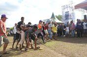 Lomba Bakiak, Puncak Keseruan Festival Crossborder Sota 2019