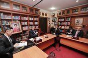 SBY Terima Menlu Singapura, Apa Saja yang Dibahas?