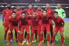 Timnas Indonesia Vs Vanuatu, Skuad Garuda Sementara Unggul 2-0