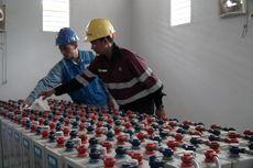 Menengok PLTS Hybrid Pertama di Sumatera, Hemat Energi dan Ongkos