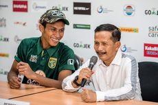Djanur Menilai Penampilan Osvaldo Menurun bersama Timnas U-23