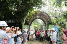 Risma Pastikan Bangun Jalur Bawah Tanah Terminal Joyoboyo-Kebun Binatang Surabaya