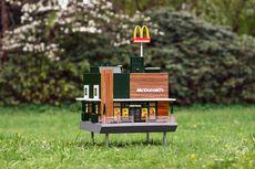 McHive, Gerai McDonald's Terkecil di Dunia untuk Lebah
