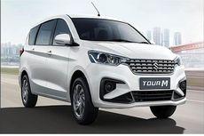 Suzuki Ertiga Punya Varian Baru, Khusus untuk Taksi