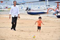 7 Momen Kedekatan Presiden Jokowi dengan Jan Ethes...
