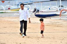 7 Fakta Kunjungan Jokowi di Bali, Bicara Rekonsiliasi hingga Bagi 3.000 Sertifikat Tanah