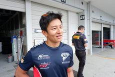 Rio Haryanto Syukuri Performanya Saat Race Kedua di Suzuka