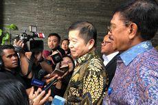 Bertemu Surya Paloh, Ketum PPP Sebut Ada Pembicaraan soal Kursi Ketua MPR