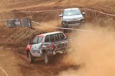 Mitsubishi Triton Main Off Road Bersama Legenda Paris Dakar