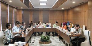Focus Group Discussion (FGD) dengan tajuk Penegasan Sistem Presidensial.