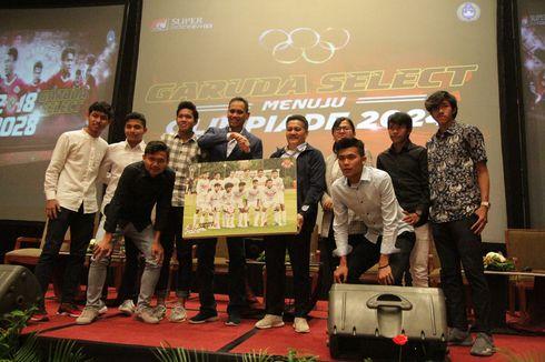 Program Garuda Select Wujudkan Mimpi Pesepak Bola Muda Indonesia