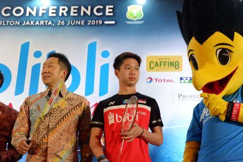 Indonesia Open 2019, Kevin Sanjaya Ogah Pikirkan soal Gelar Juara