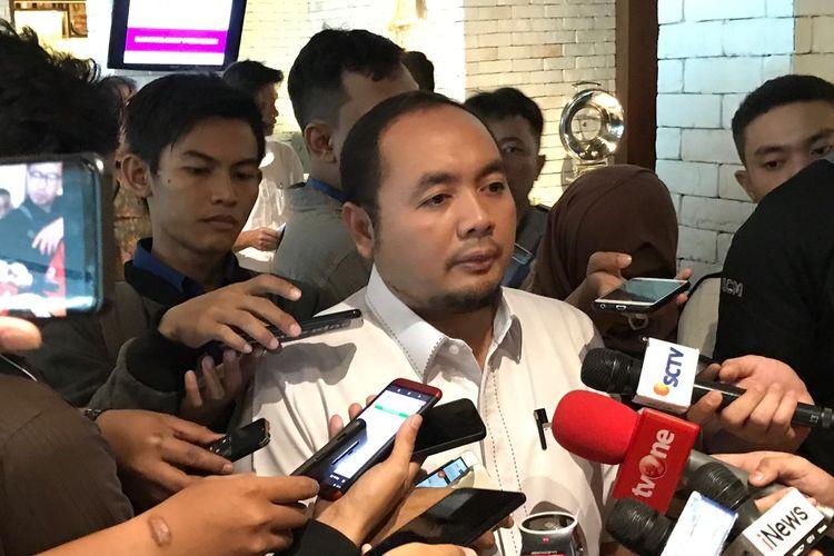 Komisioner Badan Pengawas Pemilu Afifudin