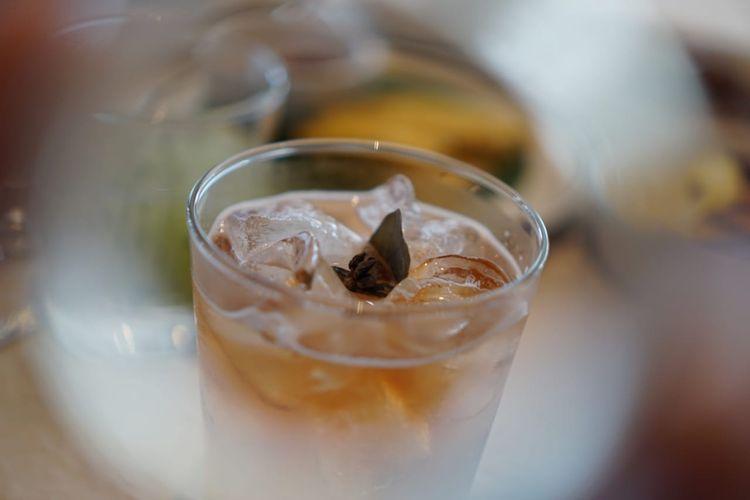 Sahara breeze salah satu minuman khas yang ditawarkan dalam paket the Jewel of Ramadan di Hotel Pullman, Jakarta.