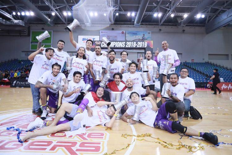 BTN CLS Knights Indonesia berhasil menjuarai ABL 2018-2019.