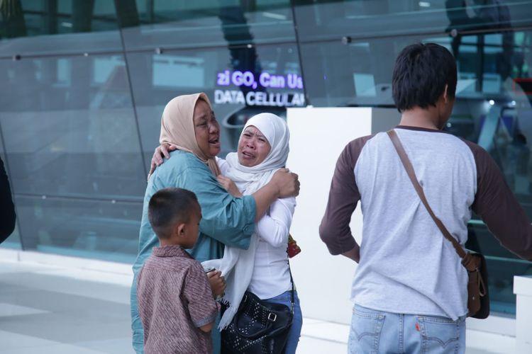 Sebanyak 50 Pekerja Migran Indonesia (PMI) yang termasuk bermasalah (PMI-B) dipulangkan dari Yordania, Jumat (17/5/2019).