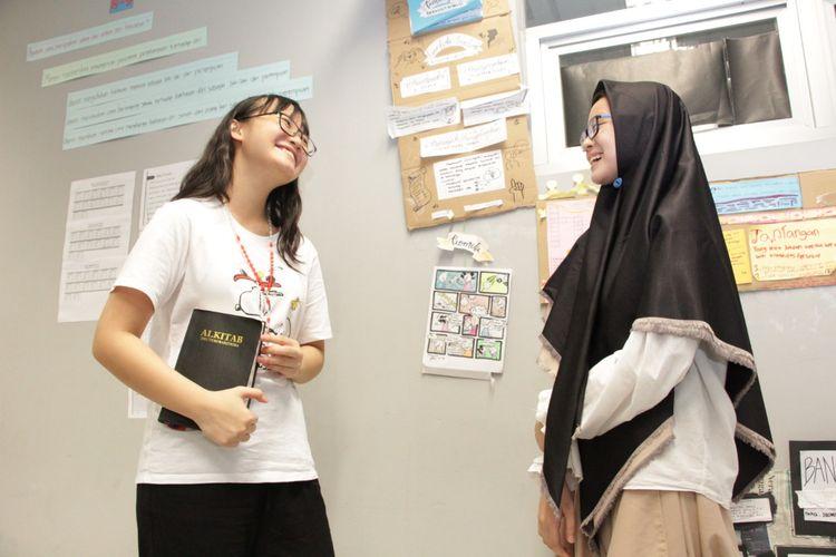 Sekolah HighScope Indonesia menggelar rangkaian kegiatan 3R tahun 2019 (28-29/5/2019) untuk menumbuhkan semangat toleransi siswa.